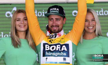"""Peter Sagan : """"Le jaune est beau mais je préfère le porter sur le tour de France"""""""