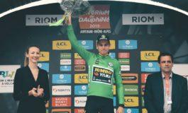 """Wout van Aert; """"Ma première victoire en World Tour"""""""