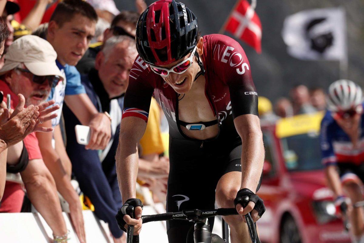 Eddy Merckx : «Si je dois nommer un favori aujourd'hui, c'est Geraint Thomas»
