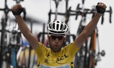 """Vincenzo Nibali : """"Vivre au jour le jour et voir ce qu'il se passe"""""""