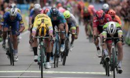 """Sam Bennett : """"Je suis content de pouvoir rendre mes compatriotes fiers dans mon maillot de champion d'Irlande"""""""