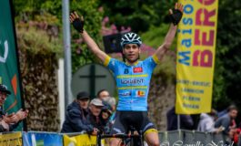 """Nicolas David ; """"Le cyclisme m'apporte cette bouffée d'oxygène, mon moment de liberté"""""""