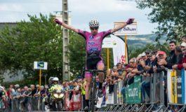 Ronde Finistérienne : Matthieu Jeannès en solitaire à Plounéour-Brignogan, Nicolas David reste leader