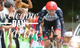L'Irlandais Dan Martin rejoint Israël Cycling Academy