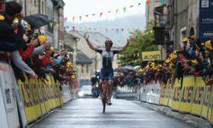 Tour de l'Avenir : L'irlandais Ben Healy en costaud, le français Simon Guglielmi toujours leader