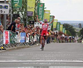 Circuit des 2 Provinces ; Marlon Gaillard en costaud