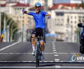 """Davide Ballerini : """"Intégrer la Deceuninck Quick Step, j'ai réalisé mon rêve"""""""