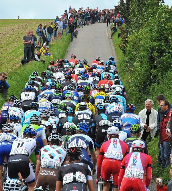 Plusieurs coureurs et managers dénoncent