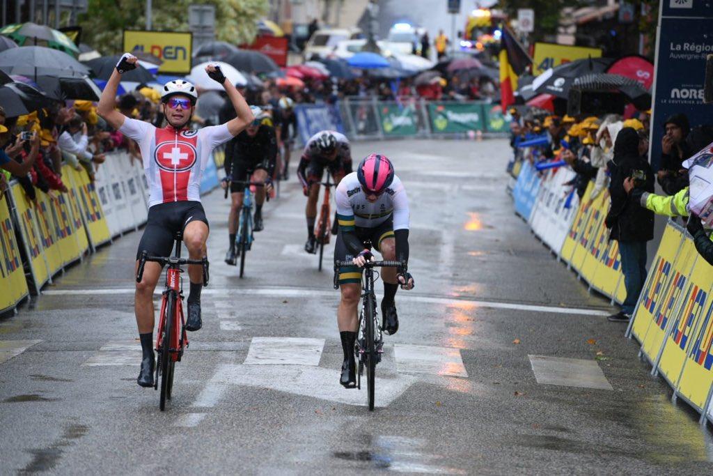 Tour de l'Avenir : le suisse Stefan Bissegger pour l'étape, l'Italien Giovanni Aleotti nouveau leader