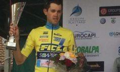 L'ancien coureur de l'AC Bisontine, Ben Dyball, rejoint le team NTT (Dimension Data)