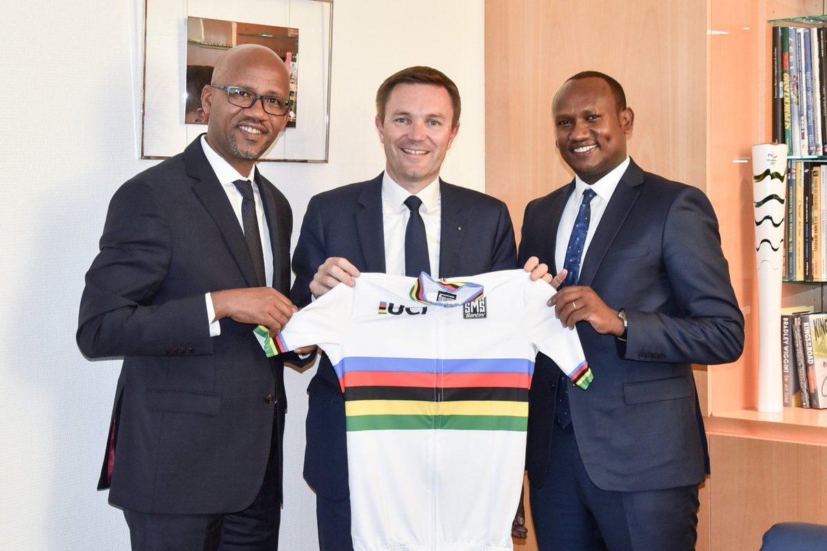 Le Rwanda pose sa candidature pour l'organisation des championnats du monde en 2025
