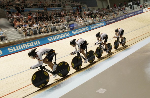 World Track Championships - Day One