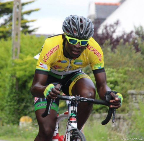 Abdoul Aziz Nikiéma (photo Agathe Donnard)
