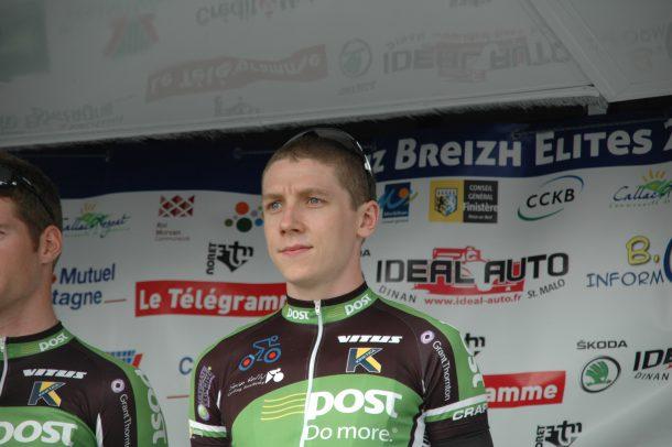 Sean Downey rejoint le team Dynamo Cover Pro Cycling (photo Be Celt)