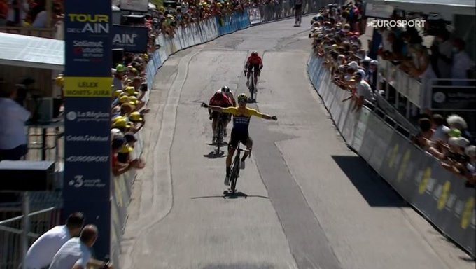 Roglic s'impose devant Bernal et Quintana - Fil Info - Cyclisme