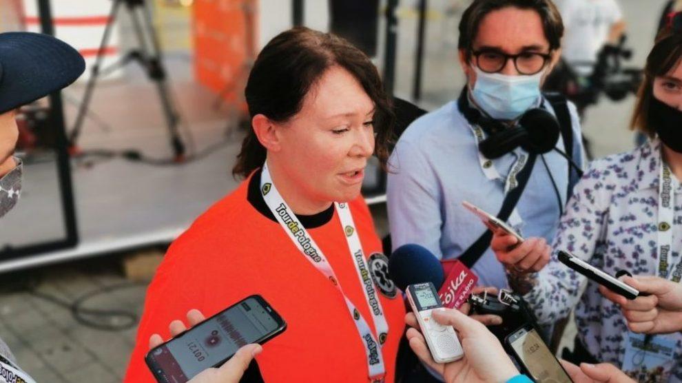 Groenewegen souffre d'une fracture à une clavicule — Tour de Pologne