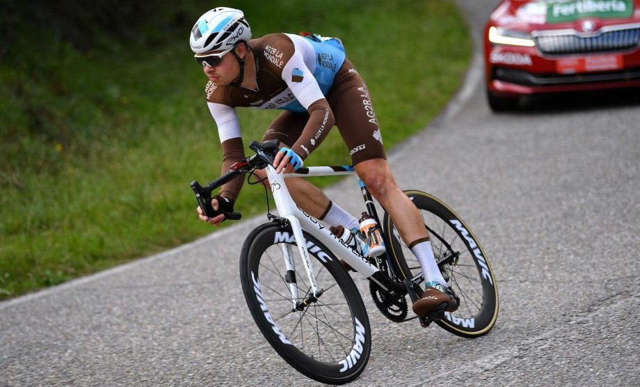 Cyclisme: l'Italien Fabio Aru signe avec une équipe sud-africaine