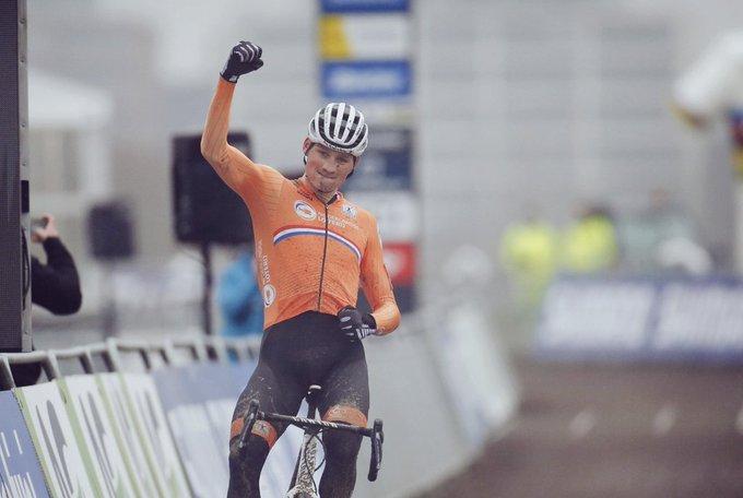 [Cyclo-cross] Van der Poel passe la quatrième !